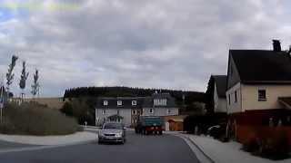D: Issigau. Landkreis Hof. Ortsdurchfahrt. August 2014