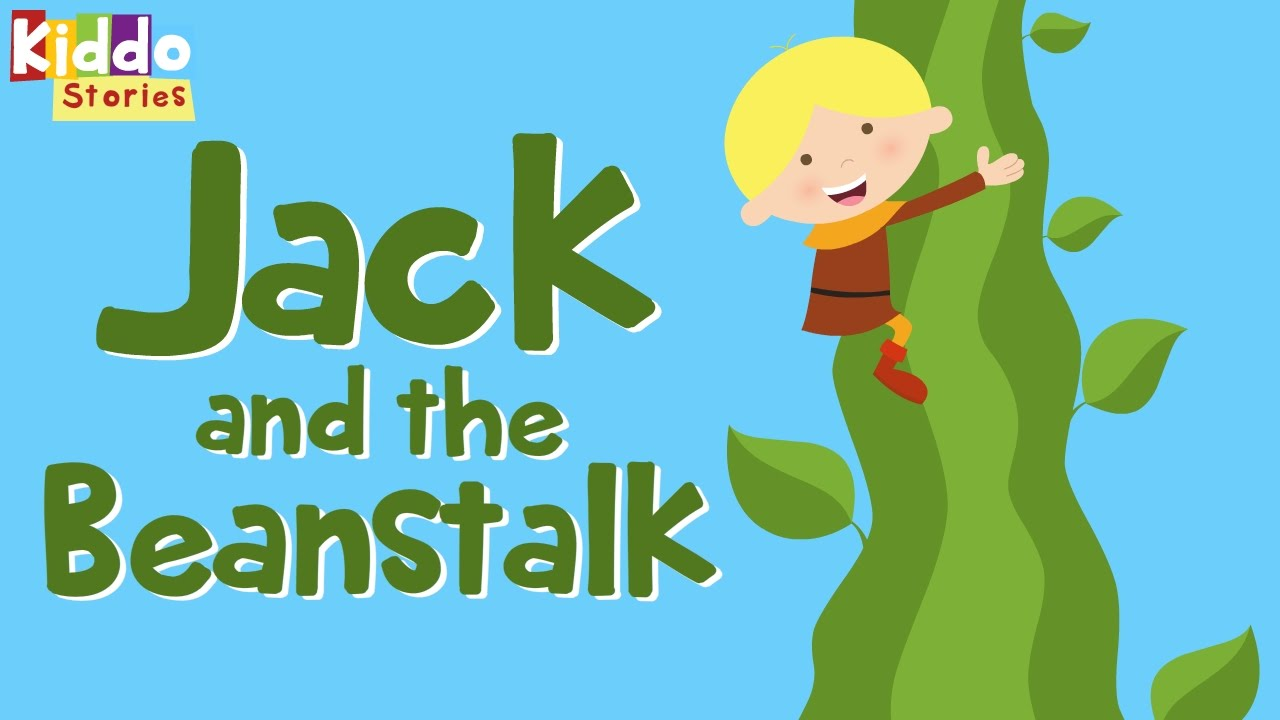 The Story of Jack and The Beanstalk - Fairy Tales for Kids