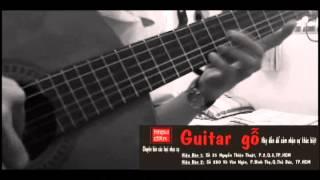Tình nhớ - guitar - guitargo.com.vn