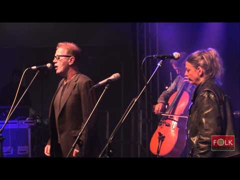 Oysterband & June Tabor - Love Will Tear Us Apart. Shrewsbury Folk Festival 2011