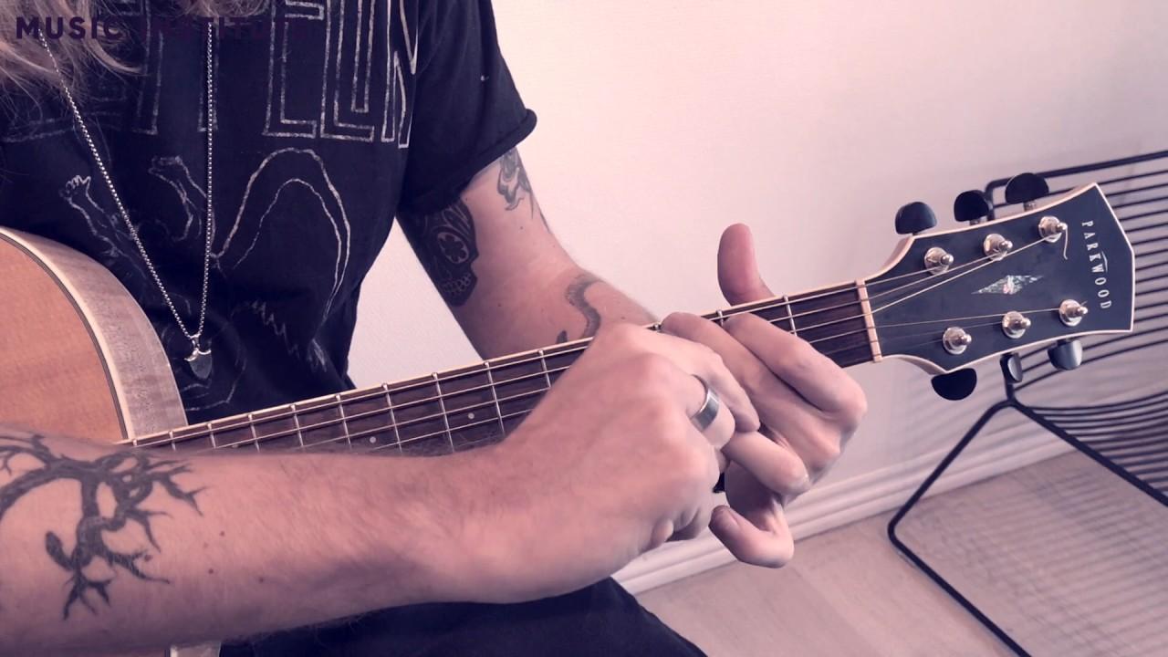 Lær at spille guitar 4/10 - Sådan spiller du G akkord | Music Institute