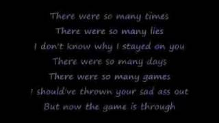 How Many Times How Many Lies .PCD. LYRICS