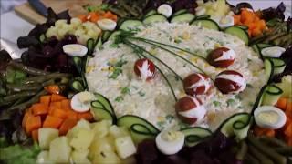 Repeat youtube video سلطة مغربية راقية بطريقة ومكونات بسيطة الشيف نادية |salade marocaine recette facile