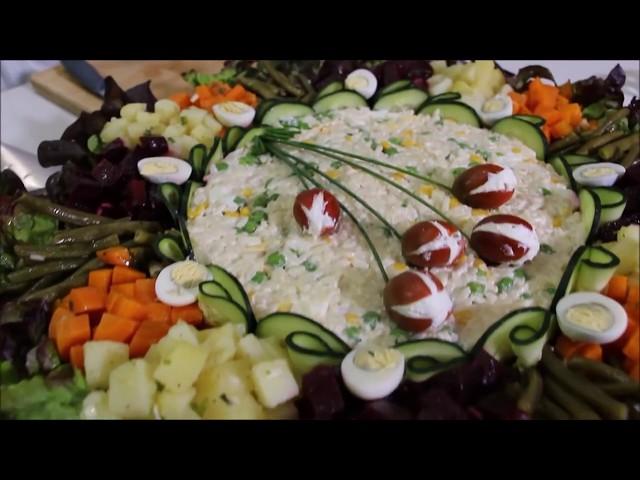 ???? ?????? ????? ?????? ??????? ????? ????? ????? |salade marocaine recette facile