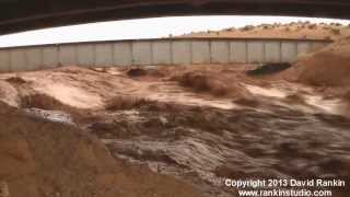 Insane Flash Flooding, Antelope Canyon and Page Arizona. August 2nd, 2013