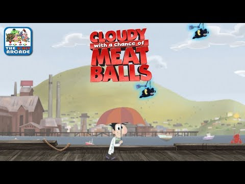 Cloudy with a Chance of Meatballs: It's Raining Man - Dangerous Objects from the Sky (CN Games)