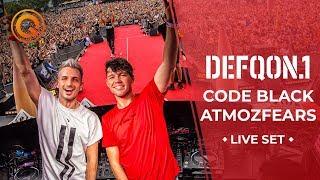 Code Black & Atmozfears Defqon.1 Weekend Festival 2019