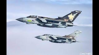"""千里送人头,英国6架""""狂风""""被伊拉克导弹击毁"""