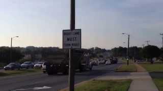 Peterbilt 378 dump truck jake brake