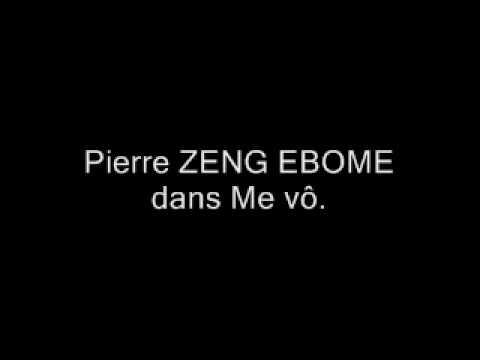 Pierre Claver Zeng Ebome Dans Me Vô.wmv