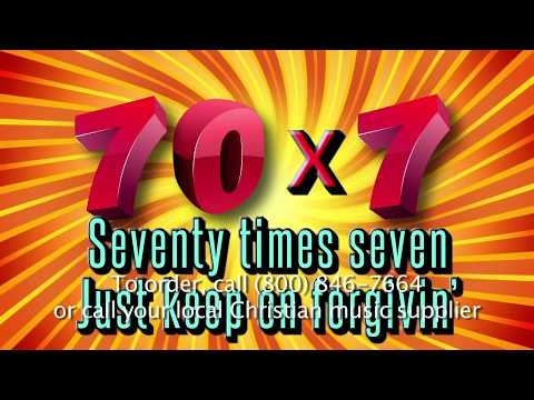 Seventy Times Seven (70 x 7)  | Here for the Gold [Ktunez Praise]