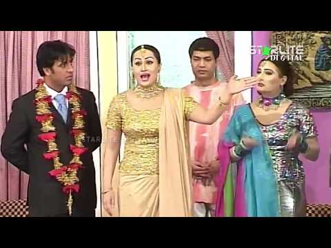 Nargis, Iftikhar Thakur and Rambo New Pakistani Stage Drama Full Comedy Clip
