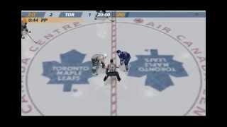 NHL 2007 (PSP) Pittsburg vs Toronto
