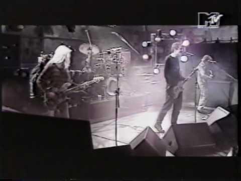 Smashing Pumpkins - 4- Today (live MTV Europe studios 10oct93)