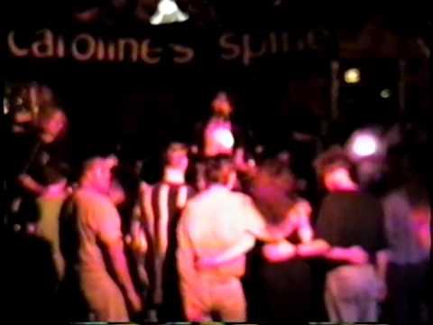 Caroline's Spine KISS medley encore 1996 or 97 Las Cruces NM