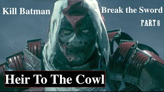 Batman Arkham Knight - Heir to the Cowl Side Mission with Joker (Azrael Symbol Locations)
