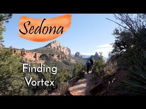 Hiking Sedona | Long Day Hike through Doe Mountain, Devil's Bridge, Brins Mesa | 4K