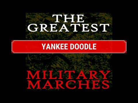 AMERICAN CIVIL WAR MILITARY MARCH - YANKEE DOODLE - INSTRUMENTAL