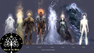 The Valar of Middle-earth Video