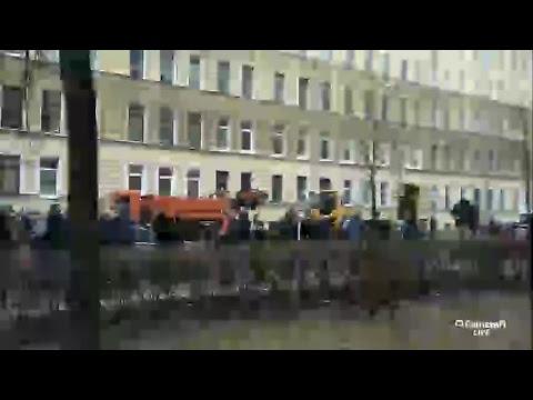 Смотреть Забастовка избирателей 28.01.2018 Санкт-Петербург онлайн