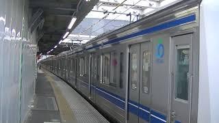 西武鉄道6105F 快速西武球場前行14M 所沢発車