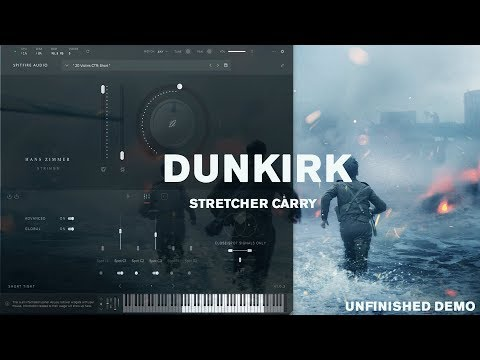 Dunkirk: Stretcher Carry (Early, UNFINISHED Demo)