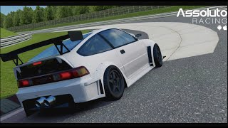 Assoluto Racing FIRST Moḃile Game To Add Nürburgring Nordschleife +5 Lap Drift Challenge!!