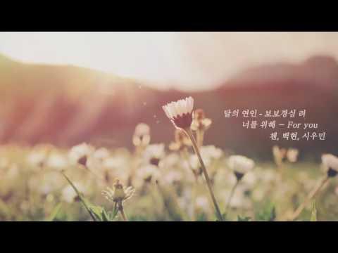 첸 (Chen), 백현 (Baekhyun), 시우민 (Xiumin) - 너를 위해 [Scarlet Heart Ryeo OST Part 1] - Piano Cover 피아노