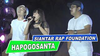 Download lagu Hapogosonta - Siantar Rap Foundation - Live HUT Tapsel 2019
