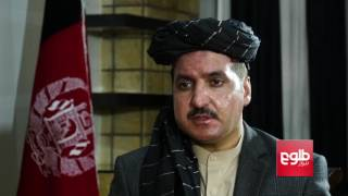 Special Interview With Kandahar Governor / گفت‌وگوی ویژه با والی کندهار