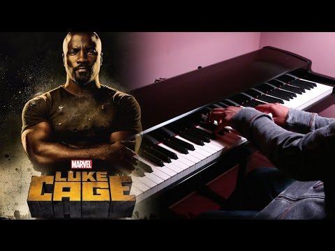 Luke Cage - Main Theme - Piano