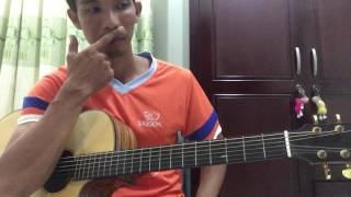 Hướng dẫn tự chơi guitar - bài số 2 - Điệu Blues