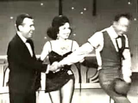 """Ann Miller sings """"Won't You Come Home Bill Bailey"""""""