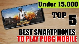 Mobile Smartphones For PUBG| by TECHNO VIKASH