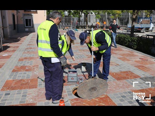 VÍDEO: El Ayuntamiento instala un novedoso sistema de trampas para el control de la población de ratas
