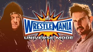 nL Live - WWE 2K18 Universe Mode: WRESTLEMANIA!