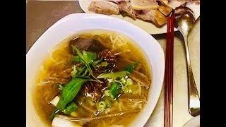 Bún măng vịt nấu tại nhà ngon không thua gì ngoài quán (Bamboo shoot & duck noodle) - - Bếp Nhà Nội