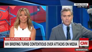 Jim Acosta Finally Tells The Truth! (video possibly doctored...)