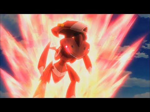 Mewtwo Vs Deoxys - Pokemon The Fated Duel FULL HD 1080p ...