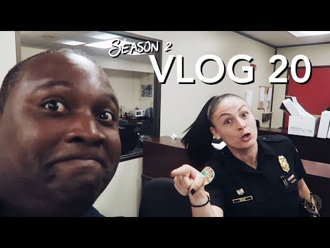 Miami Police VLOG: JAM Session with Walt