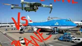 DJI Mavic Pro Drone On a Plane Ultimate How to..
