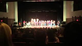 Phi Mu Alpha Nu Pi CMU Mock Rock 2015
