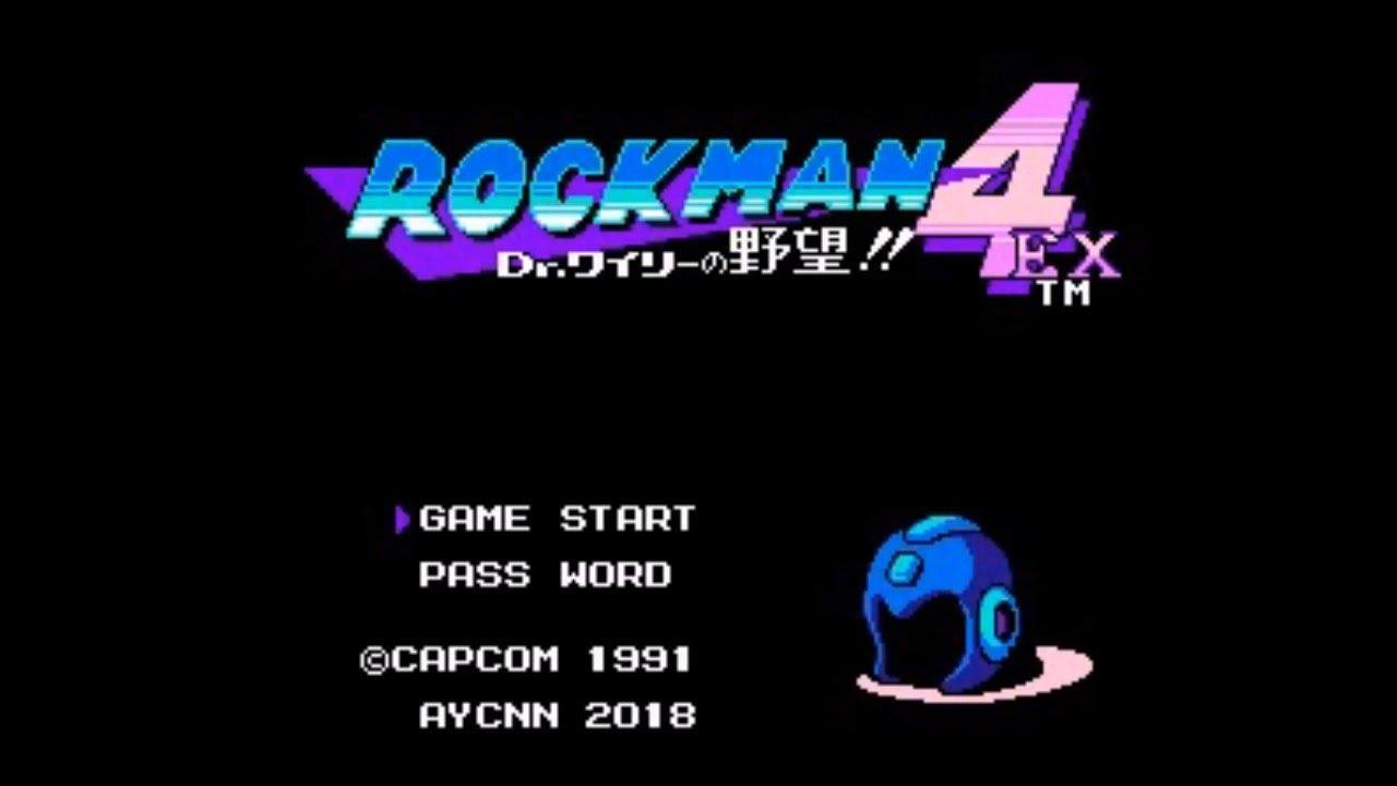 Download game rockman 4