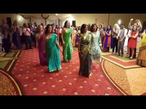Michael Jackson Thriller Indian Wedding Dance