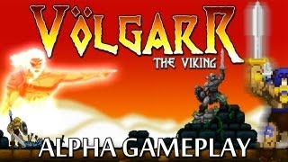 Volgarr the Viking - Alpha Gameplay