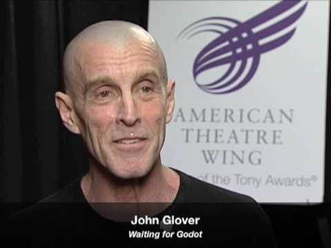 Talkin Tonys  John Glover Waiting for Godot