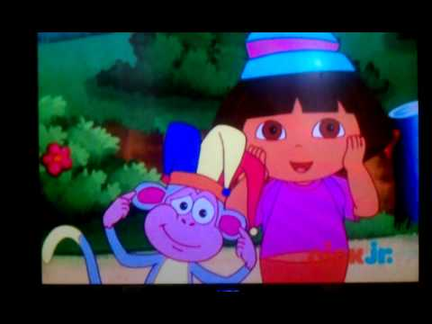 dora the explorer make a silly faces youtube