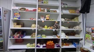Небольшой поход по магазинам Туруханска..