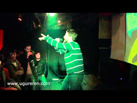 Buğra Milat - Blue Hip Hop Night 2 Sahnesi