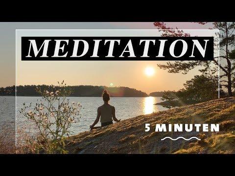 Geführte Meditation für den Morgen | 5 Minuten | Der perfekte Start in den Tag!